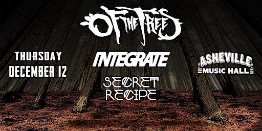 Of the Trees, Integrate (Black Carl & VCTRE) w/ Secret Recipe | AMH