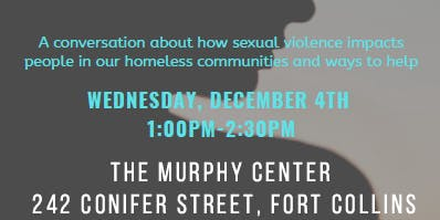 Homelessness and Sexual Violence