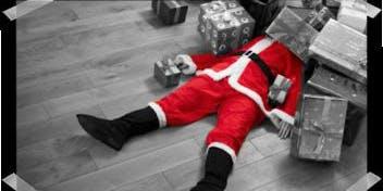 Santa's Slay (sleigh): Murder Mystery Dinner Performance