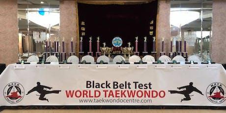 Taekwondo 22nd Annual Black Belt Test tickets