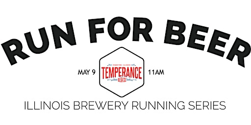 Beer Run - Temperance Beer | Part of the 2020 IL Brewery Running Series