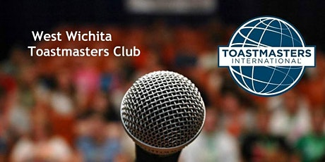 West Wichita Toastmasters Meeting tickets