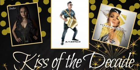 Kiss of a Decade - New Year Celebration tickets