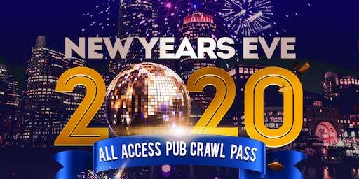 New Year's Eve ALL ACCESS Pub Crawl