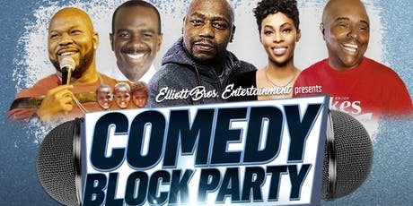 "Elliott Brothers Ent presents Comedy Block Party ""Sagittarius Stand-Up"" tickets"