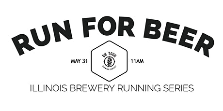 Beer Run - On Tour Brewing | Part of the 2020 IL Brewery Running Series tickets