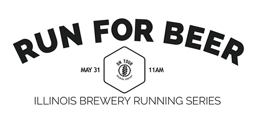 Beer Run - On Tour Brewing | Part of the 2020 IL Brewery Running Series