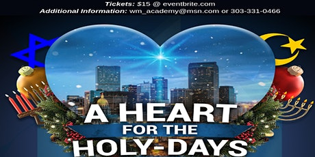A Heart for the Holy Days 2019 tickets