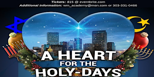 A Heart for the Holy Days 2019