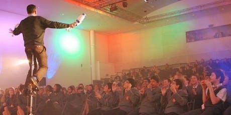 2019 James Soper - the Juggling Scientists  tickets
