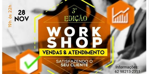 Workhop de Vendas e Atendimento