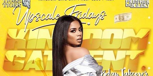 Upscale Fridays Kingdomgate Ent Birthday Takeover at Tiger Tiger lounge