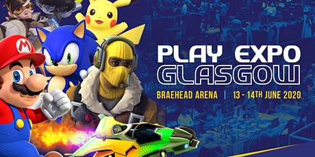 PLAY Expo Glasgow 2020 tickets