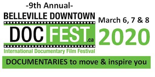 Belleville Downtown Docfest 2020