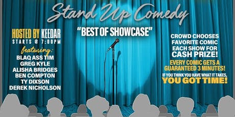 ATL BEST OF COMEDY tickets