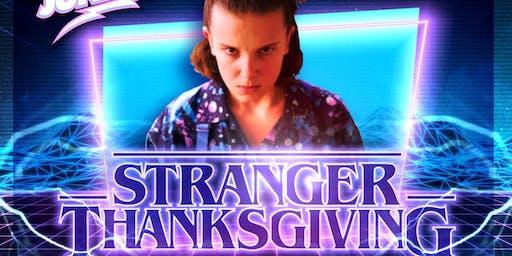 Stranger Thanksgiving feat. DJ Darker Daze