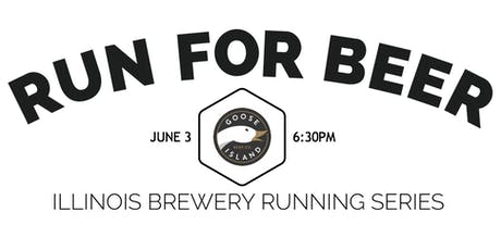Beer Run - Goose Island | Part of the 2020 Illinois Brewery Running Series tickets