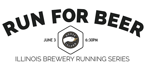 Beer Run - Goose Island | Part of the 2020 Illinois Brewery Running Series