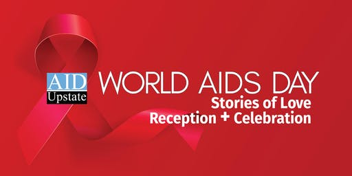 World AIDS Day - STORIES OF LOVE - Reception + Celebration