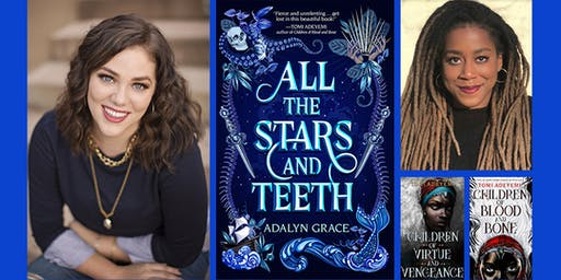 Adalyn Grace   All the Stars and Teeth with Tomi Adeyemi