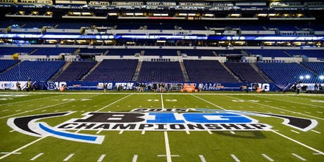 SoFi Presents: Big Ten Football Championship VIP Experience! tickets