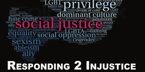 Call to Action Responding 2 Injustice