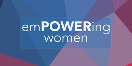 emPOWERing women through Power Apps tickets