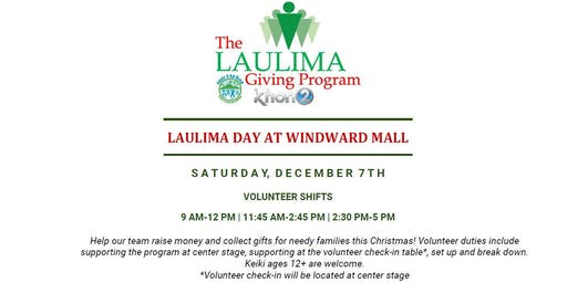 Shift 1 @ Windward Mall (Laulima Day)