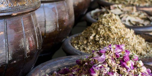 Making Herbal Incense: Interactive Online Workshop 2020