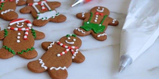 Gingerbread Cookie Workshop