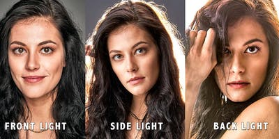 Introduction to Lighting: Professional Strobe Lights with George Simian - Pasadena
