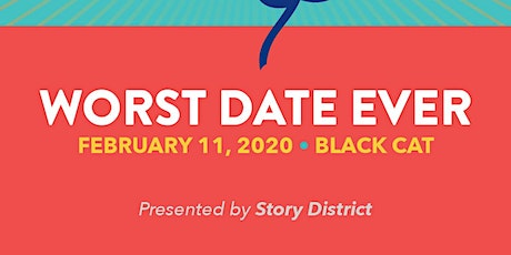 Story District: Worst Date Ever tickets