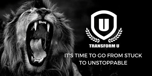 TRANSFORM U LIVE - October 22nd - 24th 2020 Raleigh North Carolina 3 Day Conference to Life Mastery