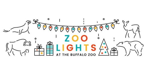 Zoo Lights at the Buffalo Zoo - MEMBER PREVIEW NIGHT