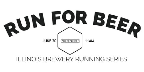 Beer Run -Pilot Project Brewing| Part of the 2020 IL Brewery Running Series tickets