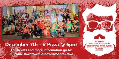 10th Annual Downtown Gainesville Santa Crawl tickets