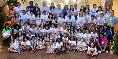 2020 GIRLS Summer CAMP Girls Empowerment Network