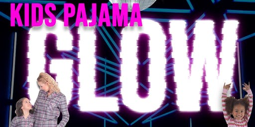 HCCA Kids Pajama Glow Party Disco