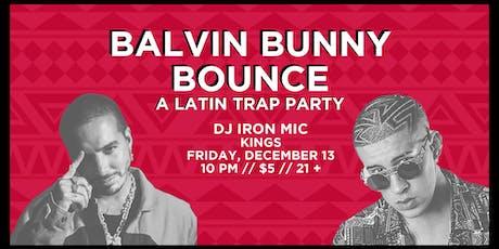 Balvin Bunny Bounce: A Latin Trap Party tickets