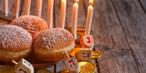 JHTC/JYA Hanukkah Party