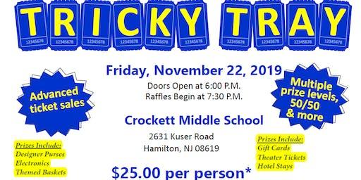 Crockett PTA Tricky Tray