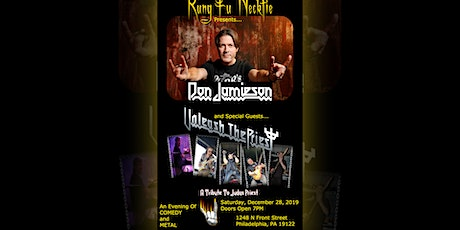 Don Jamieson ~ Unleash the Priest tickets