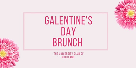 Galentine's Day at the University Club of Portland! tickets