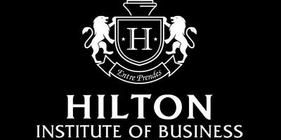 Business Owners & Entrepreneurs:  Hilton Institute Business Growth Workshop
