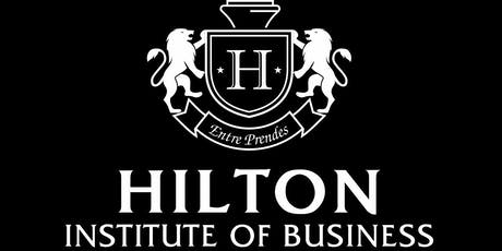 Business Owners & Entrepreneurs:  Hilton Institute Business Growth Workshop tickets