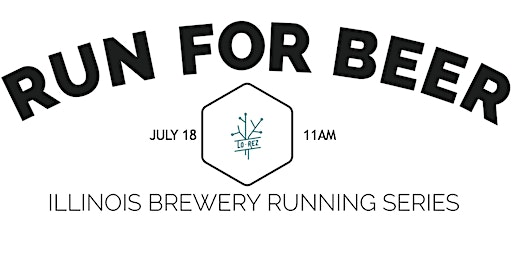 Beer Run - Lo Rez Brewing | Part of the 2020 IL Brewery Running Series