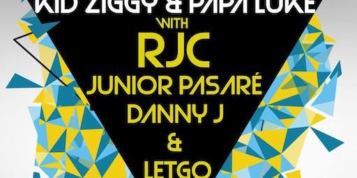"Kid Ziggy & Papa Luke ""The Live Experience"""
