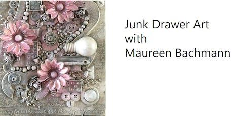 Junk Drawer Art tickets