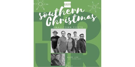 Smalltown Poets & Mark Lee (from Third Day): The Southern Christmas Tour
