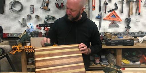 Cutting Board Workshop